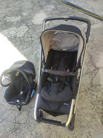Carrinho Bebéconfort Loola3+ cadeira auto