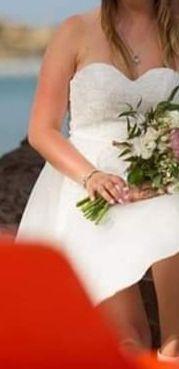 Sprzedam nowa biała sukienke