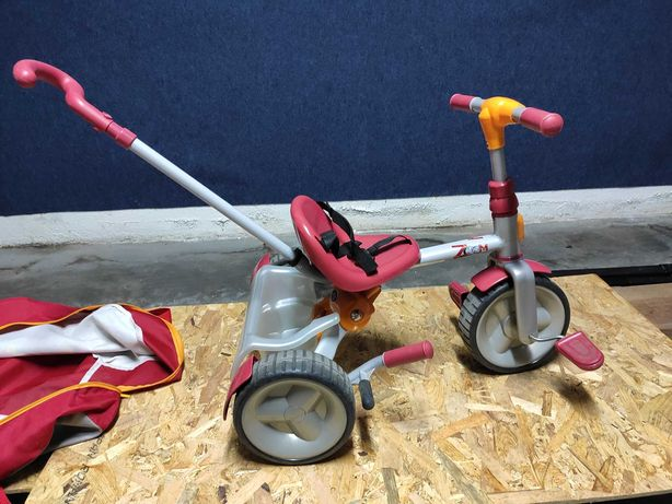 Triciclo Chicco Trike Zoom (pack completo)