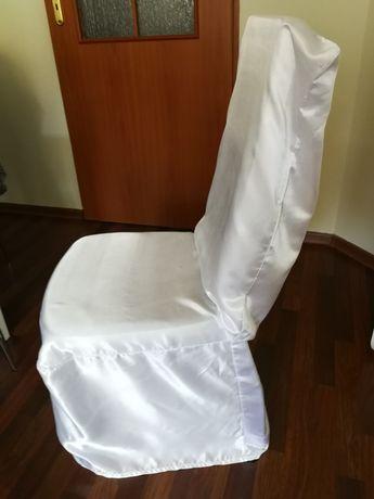 Komunijny pokrowiec na krzesło