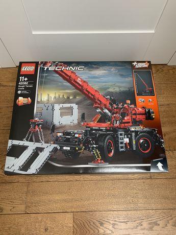 Lego technic dźwig 42082 crane