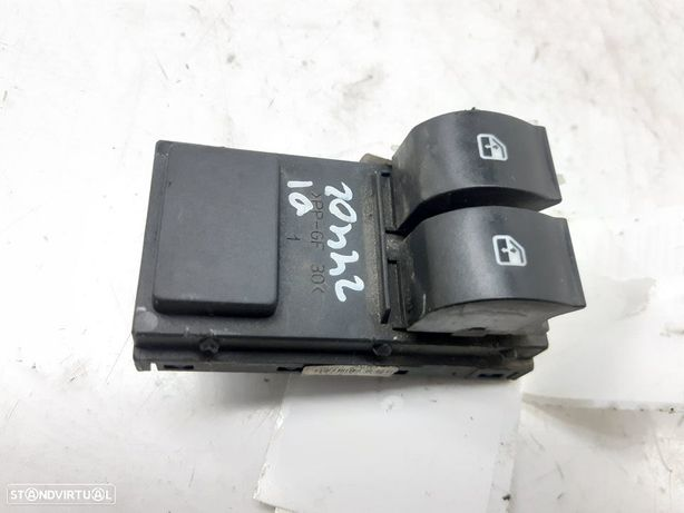 0735428719 Comutador vidro frente esquerdo FIAT GRANDE PUNTO (199_) 1.3 D Multijet 199 A2.000