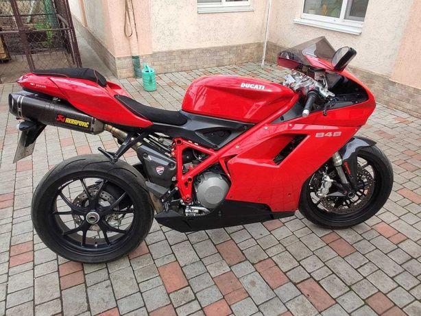 Ducati 848 EVO 2012
