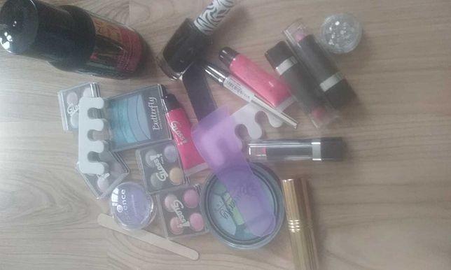 Kosmetyki nowe i uzywane