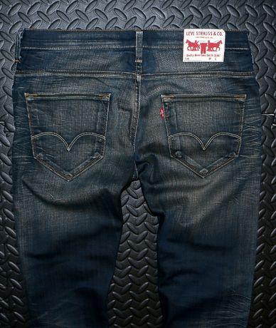 Spodnie Levi's 504 32/32 Pas 87 cm Długość 106 cm