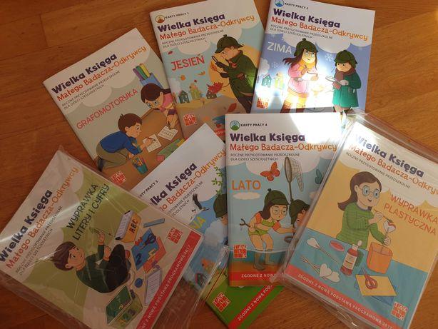 Wielka Księga Małego Badacza - Odkrywcy Dla Dzieci 6- letnich