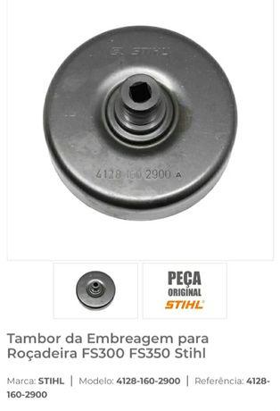 Tambor da Embreagem para Motosserra/Roçadeira FS300 FS350 Stihl