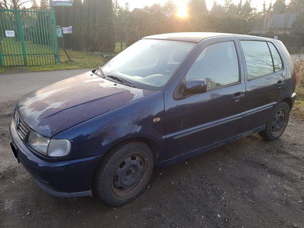Samochód osobowy VW Polo III 1.4 benzyna 1999