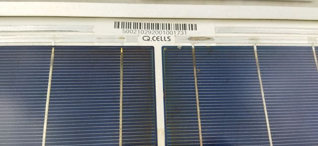 Panele fotowoltaiczne PV 240W inwerter falownik panel