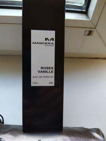 Парфюм MANCERA Roses VANILLE 60 ml