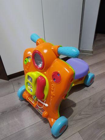 Baby Walker pchacz jezdzik chodzik