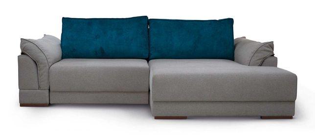 ТОП ДИВАН Новый стильный угловой диван «Дакар»