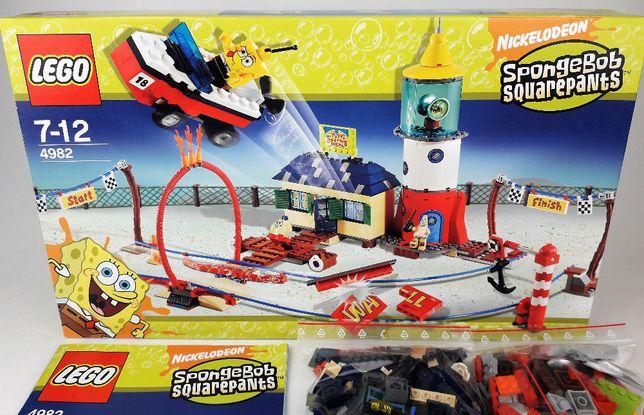 Lego Spongebob 4982 Mrs. Puff's Boating School