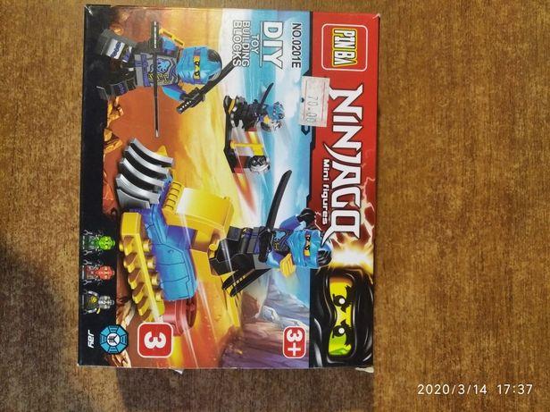 Лего: Ninjago Mimi figures