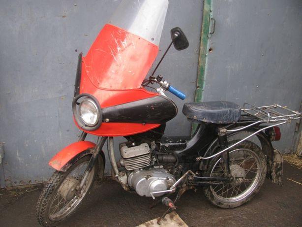 Мотоцикл Минск Карпаты