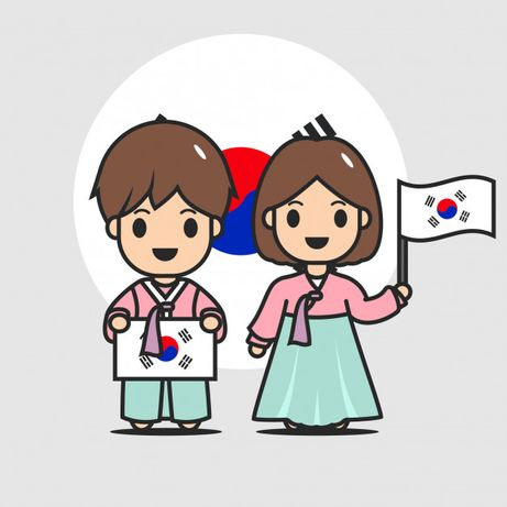 함께 한국어를 배웁시다! Ucz się języka koreańskiego! :-)