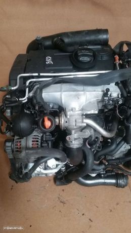 Motor Audi A3 / Seat Leon / Toledo / VW Golf V / Touran 2.0 Tdi Ref. BKD