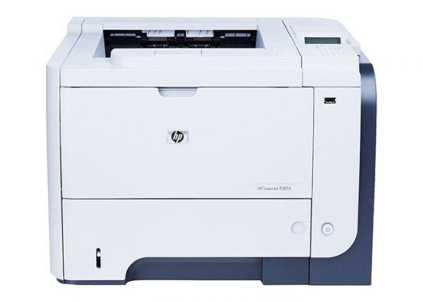 Принтер лазерный HP LJ P 3015 dn пробег 2 тыс.