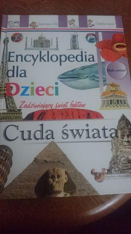 Encyklopedia dla dzieci. Cuda świata. Nowa!