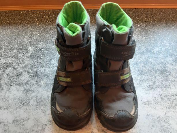 Зимние ботинки на мальчика р. 29