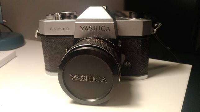Yashica TL-ELECTRO 50MM F1.7