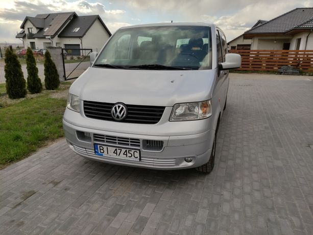 VW Transporter T5 long 6 osobowy