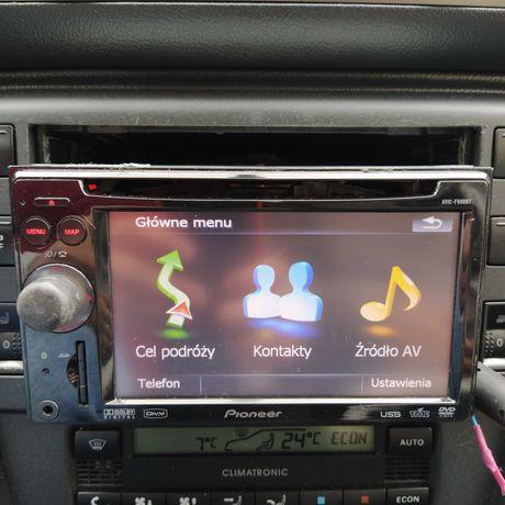 radio pioneer avic-f900bt 2din dotyk cd usb