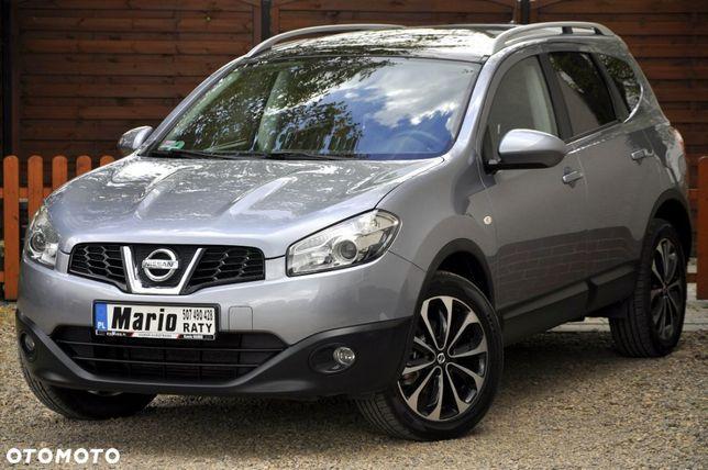Nissan Qashqai+2 Panorama, Navigacja, Kamera, zarejestrowany w PL zapraszam