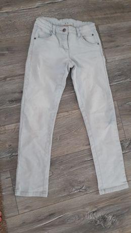 Spodnie dżinsy 7/8 cool club