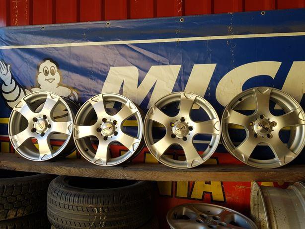 Felgi Aluminiowe Kia Ceed R16 5x114.3 ET45 -6.5J