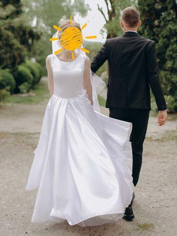 Сукня весільна платье свадебное плаття