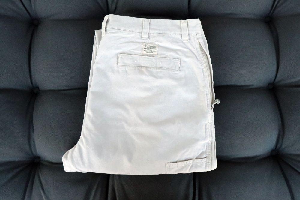 Spodnie męskie Columbia W42 L32. Nowe