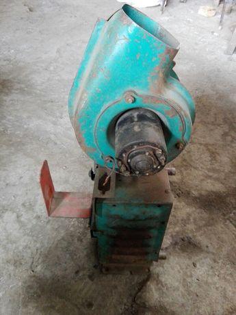 Печка дополнительный отопитель трактор Юмз  радиатор печки