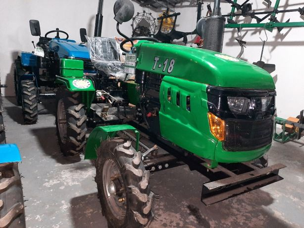 трактор т 18 булат зубр форте дв