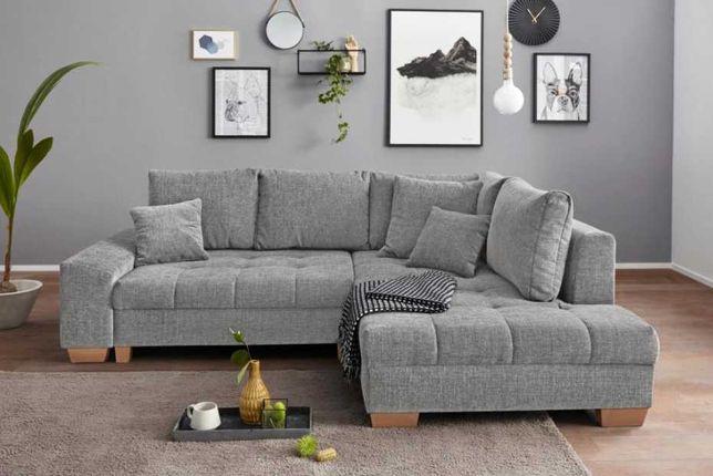Narożnik ASTON kanapa z funkcją spania NOWOŚĆ! sofa od producenta