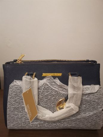 Mala Michael Kors Sutton Azul Navy