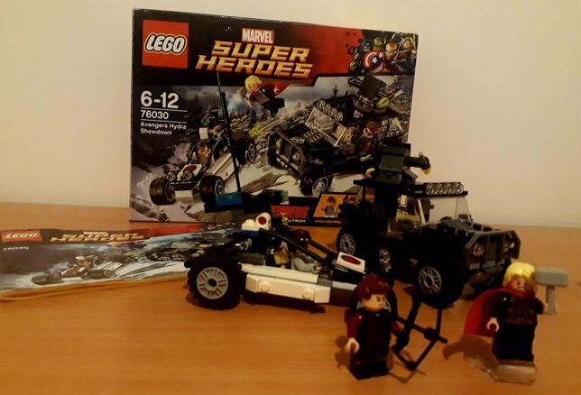 Historia cen LEGO Marvel Super Heroes lego 76030 - Avengersi w pogoni