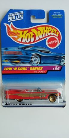 Hot Wheels 59 CADDY