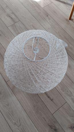 Lampa Cocoon biała 45 cm