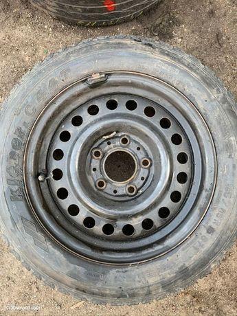 Jante Suplente R15 Bmw e36 5x120 com pneu 185/65R15
