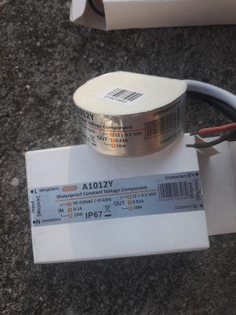 Zasilacz Led 10W i 20 W + transformator 210 W