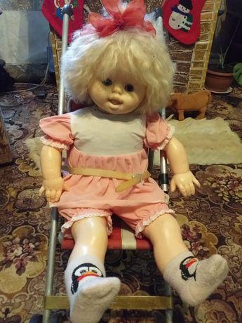 Большая Кукла Валя ссср