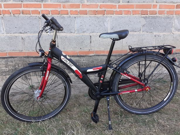 """Piękny rower dziecięcy 24"""" falter"""
