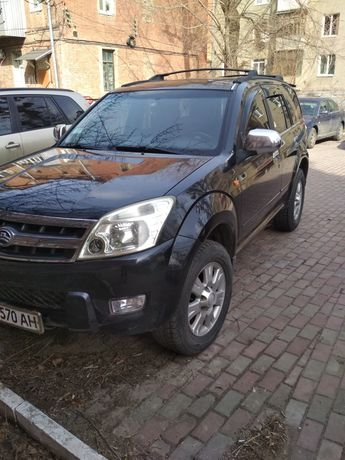 Продам Great Wall Hover 2,4