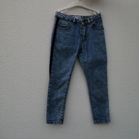 Calças ganga Zara