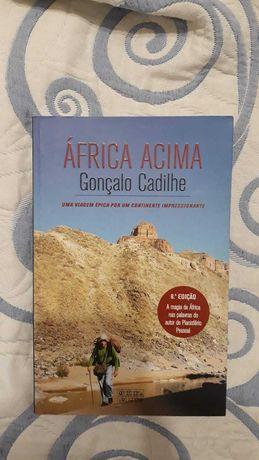 Livro do Gonçalo Cadilhe - África Acima
