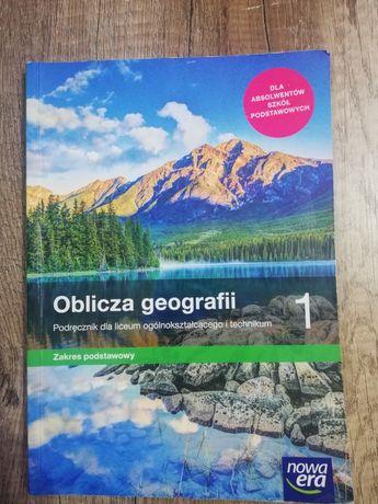 Podręcznik do geografi kl1