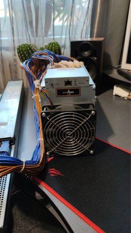 AntMiner антмайнер L3 + с блоком питания Dogecoin Догикоин