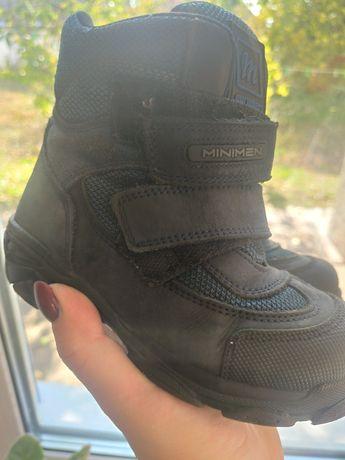 Зимові чоботи Minimen