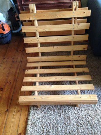 Fotel/łóżko Ikea